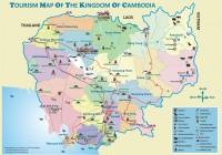 Cambodia-Tour-map
